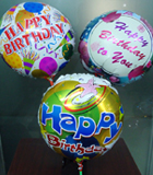 send gifts to bangladesh, send gift to bangladesh, banlgadeshi gifts, bangladeshi 3 Design Birthday Balloon