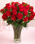 send gifts to bangladesh, send gift to bangladesh, banlgadeshi gifts, bangladeshi  24 Rose With Vase
