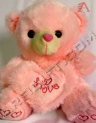 send gifts to bangladesh, send gift to bangladesh, banlgadeshi gifts, bangladeshi Pink Teddy