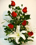 send gifts to bangladesh, send gift to bangladesh, banlgadeshi gifts, bangladeshi Rose & Lily