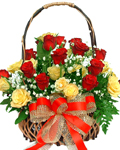 send gifts to bangladesh, send gift to bangladesh, banlgadeshi gifts, bangladeshi 36 pcs Mixed Roses
