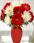 send gifts to bangladesh, send gift to bangladesh, banlgadeshi gifts, bangladeshi Thailand Gerbera With Vase