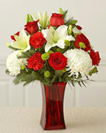 send gifts to bangladesh, send gift to bangladesh, banlgadeshi gifts, bangladeshi Thailand Rose + Lily + Carnation