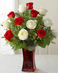 send gifts to bangladesh, send gift to bangladesh, banlgadeshi gifts, bangladeshi Thailand  Rose With Vase