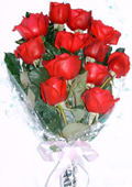 send gifts to bangladesh, send gift to bangladesh, banlgadeshi gifts, bangladeshi Red Rose Hand Bouquet