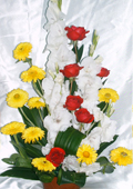 send gifts to bangladesh, send gift to bangladesh, banlgadeshi gifts, bangladeshi Mix Flower Basket
