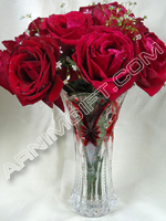 send gifts to bangladesh, send gift to bangladesh, banlgadeshi gifts, bangladeshi imported vase with rose