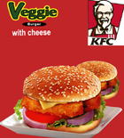send gifts to bangladesh, send gift to bangladesh, banlgadeshi gifts, bangladeshi KFC- Veggie Burger