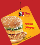 send gifts to bangladesh, send gift to bangladesh, banlgadeshi gifts, bangladeshi KFC -Tower Zinger