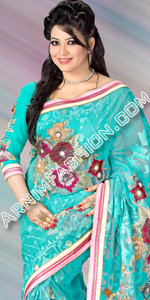 send gifts to bangladesh, send gift to bangladesh, banlgadeshi gifts, bangladeshi Exclusive Party Saree