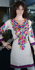 send gifts to bangladesh, send gift to bangladesh, banlgadeshi gifts, bangladeshi Soft Cotton Short Kameez