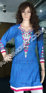 send gifts to bangladesh, send gift to bangladesh, banlgadeshi gifts, bangladeshi Cotton Short Kameez
