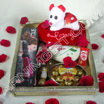 send gifts to bangladesh, send gift to bangladesh, banlgadeshi gifts, bangladeshi Valentines Combo Gift