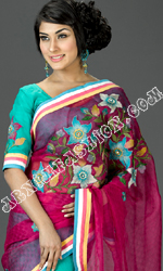 send gifts to bangladesh, send gift to bangladesh, banlgadeshi gifts, bangladeshi Exclusive Moslin Saree