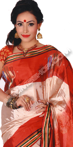 send gifts to bangladesh, send gift to bangladesh, banlgadeshi gifts, bangladeshi Gleaming Silk Sharee