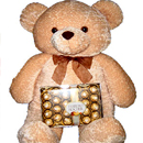 send gifts to bangladesh, send gift to bangladesh, banlgadeshi gifts, bangladeshi Teddy Bear & Chocolate