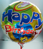 send gifts to bangladesh, send gift to bangladesh, banlgadeshi gifts, bangladeshi Birth Day Balloon With Holder Cups & Stick