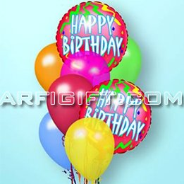Send BirthDay +Party Balloon to Bangladesh, Bangladesh Newspaper, Bangladeshi gift, send gifts to bangladesh, send gift to bangladesh