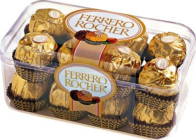 Send 16pcs FERRERO ROCHER to Bangladesh, Send gifts to Bangladesh