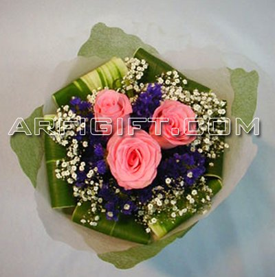 Send Hand Bouquet to Bangladesh, Send gifts to Bangladesh