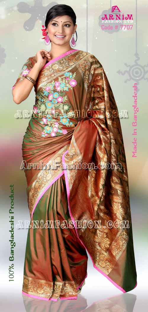 Send Handloom Silk Saree to Bangladesh, Bangladesh Newspaper, Bangladeshi gift, send gifts to bangladesh, send gift to bangladesh