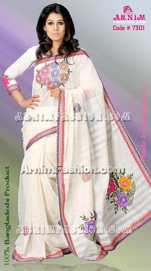 Send Half Silk Sari  to Bangladesh, Bangladesh Newspaper, Bangladeshi gift, send gifts to bangladesh, send gift to bangladesh