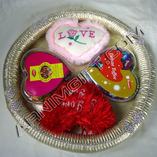 Send Valentines Chocolate Combo Gift to Bangladesh, Send gifts to Bangladesh