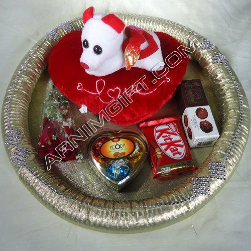 Send Valentines Combo Gift to Bangladesh, Bangladesh Newspaper, Bangladeshi gift, send gifts to bangladesh, send gift to bangladesh