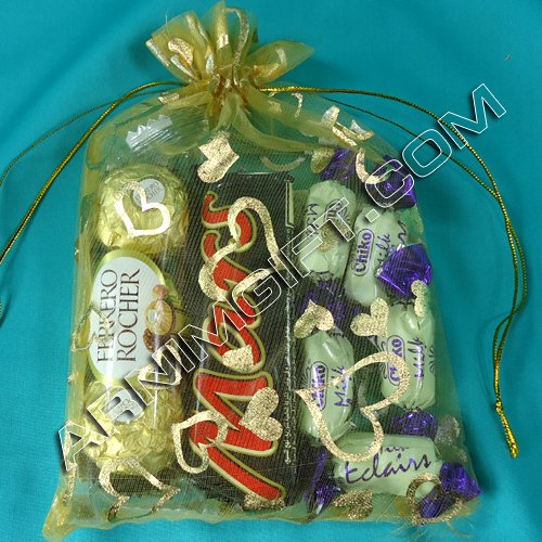 Send Rocher, Mars, Eclair Cchocolate to Bangladesh, Send gifts to Bangladesh