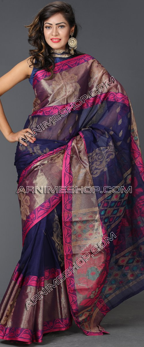 Send Multi Color Silk Saree to Bangladesh, Bangladesh Newspaper, Bangladeshi gift, send gifts to bangladesh, send gift to bangladesh