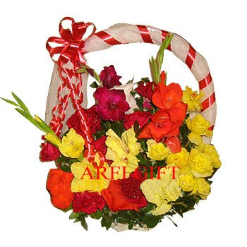 Send Mix Flower to Bangladesh, Send gifts to Bangladesh