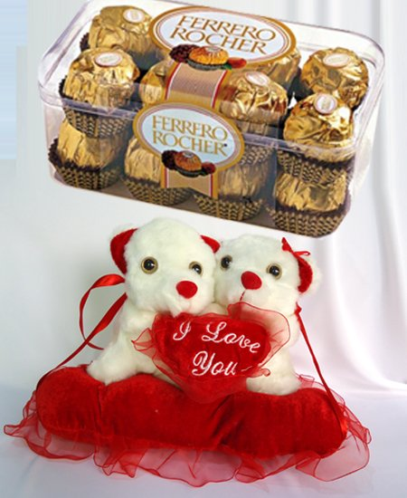 Send Teddy & Chocolate  to Bangladesh, Bangladesh Newspaper, Bangladeshi gift, send gifts to bangladesh, send gift to bangladesh